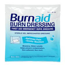 Burnaid Dressings