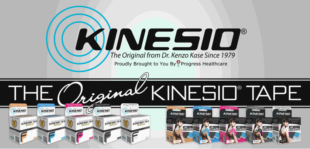 Kinesio Classic Tape for the Kinesio Taping Method