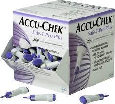 Accuchek Safe-T Pro Plus