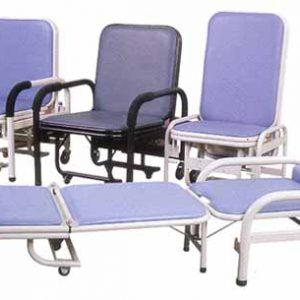 Alloymed Bedside Chair