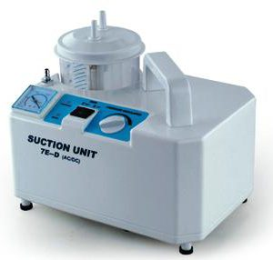 Alloymed Suction Pump