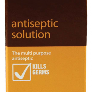 BETADINE ANTISEPTIC 60ML