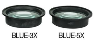 Circle Scope Magnifier Lens