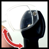 HEINE_mini3000_otoscope_lens