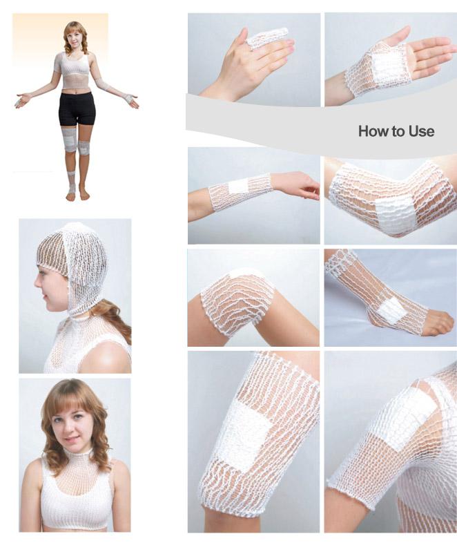Net Dressing Uses