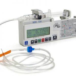 NiKi T34 Infusion Syringe Pump