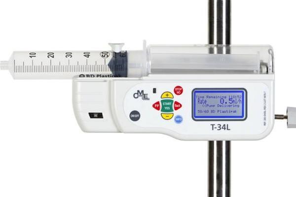 NiKi T34L Infusion Syringe Pump