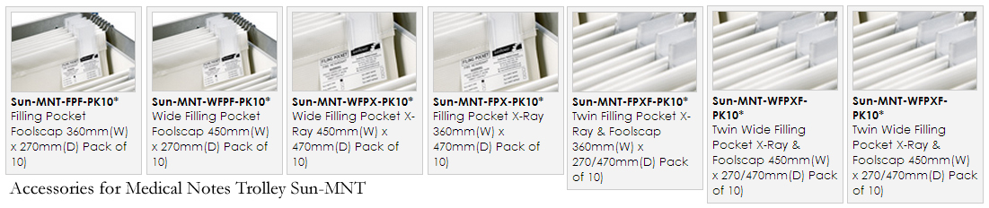Sunflower Accessories Sun-MNT Pockets