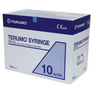 Terumo syringes