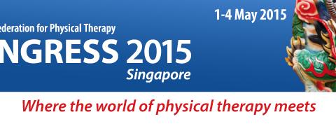 WCPT Congress 2015