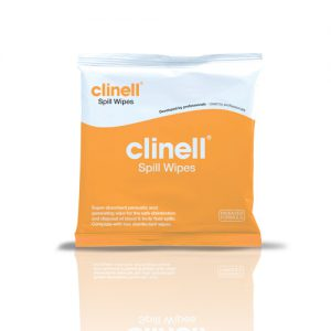 clinell-spill-wipe