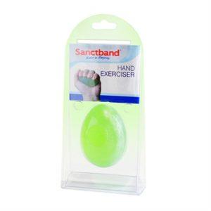 sanctband-hand-exerciser green