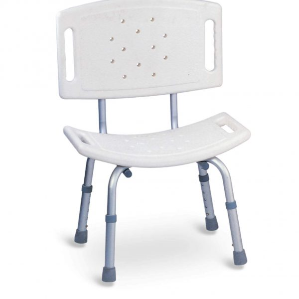 plastic ocean commode xl chair shower aquatec
