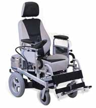 ALLOYMED 900EK electric wheelchair