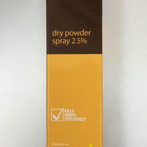 BETADINE DRY POWDER SPRAY 55GM