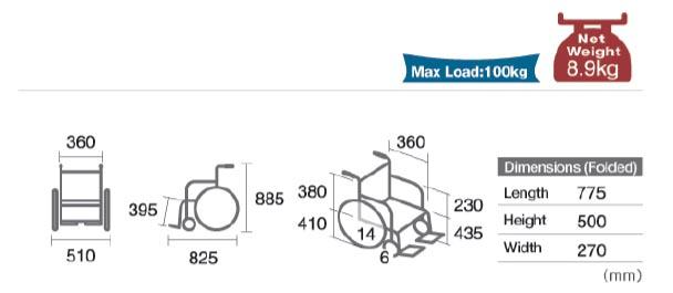 Dimension M800C-14