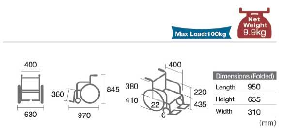 Dimension M808AL-16