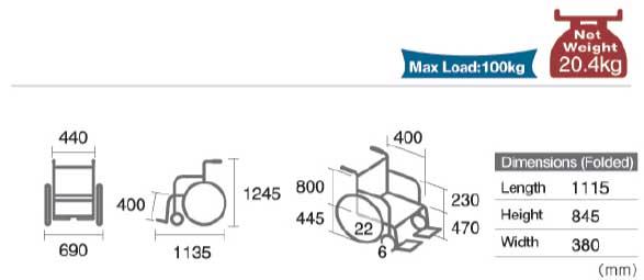 Dimension M902L