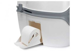 PP - Paper Roll Compartment