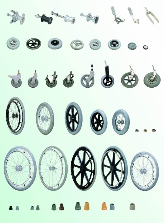 Wheelchair Spare Parts