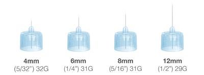 Clickfine pen-needle-sizes