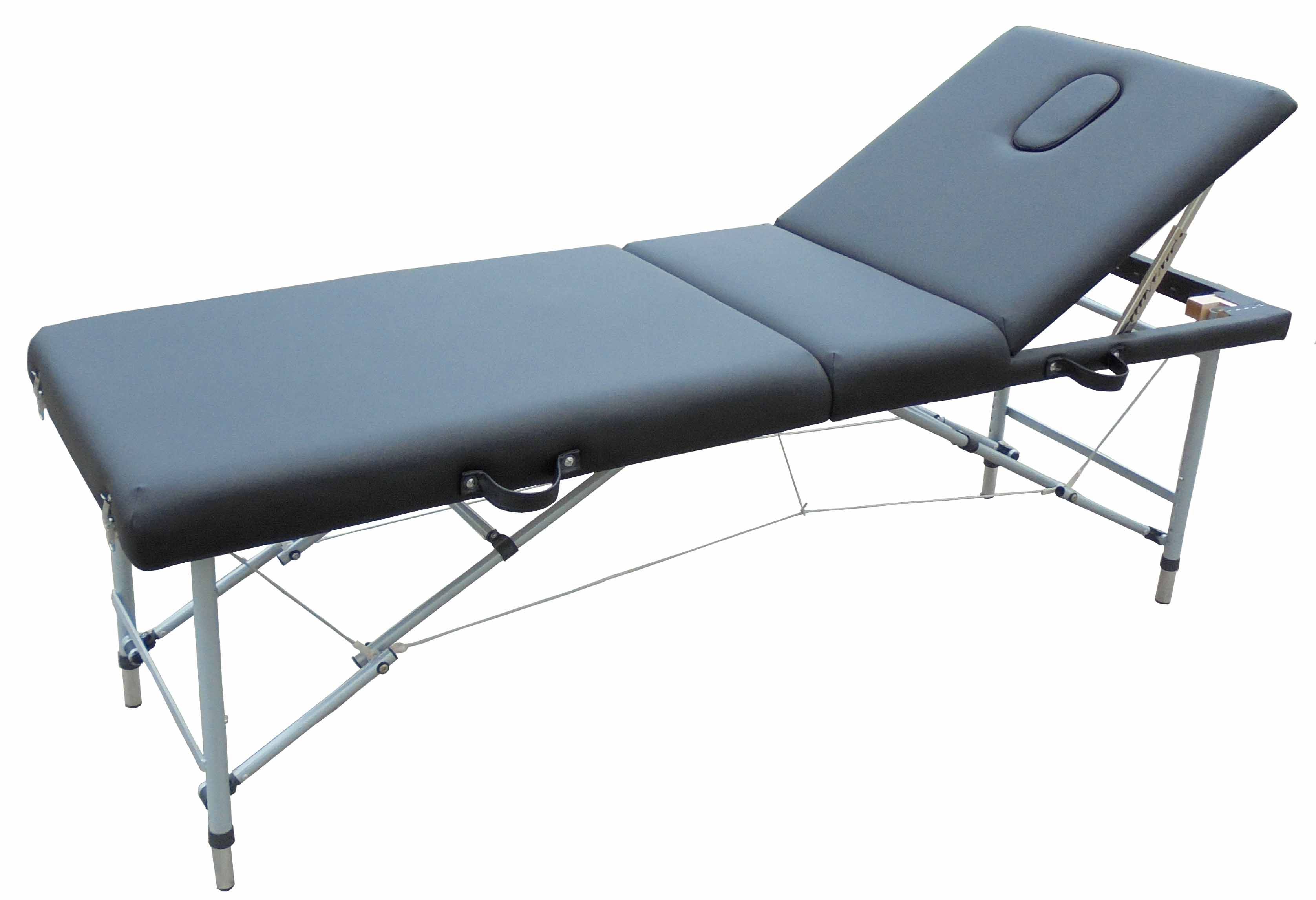 9043 portable massage couch aluminium. Black Bedroom Furniture Sets. Home Design Ideas