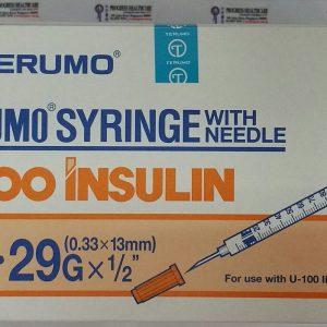 Terumo Insulin Syringe