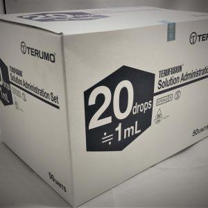 TERUMO TERUFUSION U200L07 Drip Set