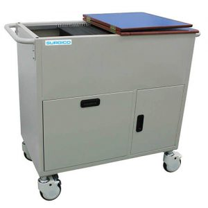 Surgico Case Notes Trolley